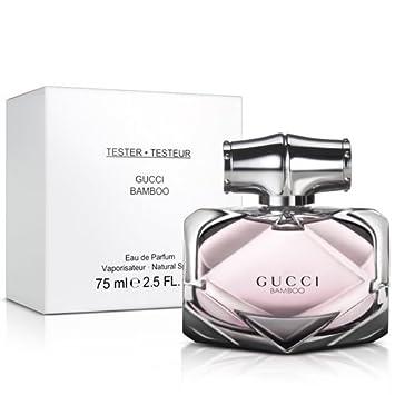 Amazoncom Guccì Bamboo Tester Eau De Parfum Spray 25 Oz 75