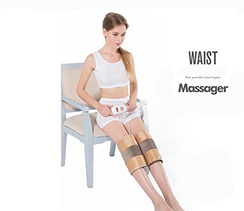 Electric heating warm knee pads, protect the joints, relieve leg pain and fatigue by GJX (Image #7)
