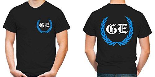 Gelsenkirchen Kranz T-Shirt | Liga | Trikot | Fanshirt | Bundes | M1