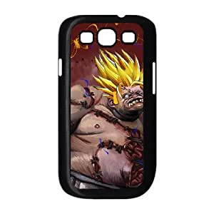 Samsung Galaxy S3 9300 Cell Phone Case Black Defense Of The Ancients Dota 2 PUDGE 004 PD5454009