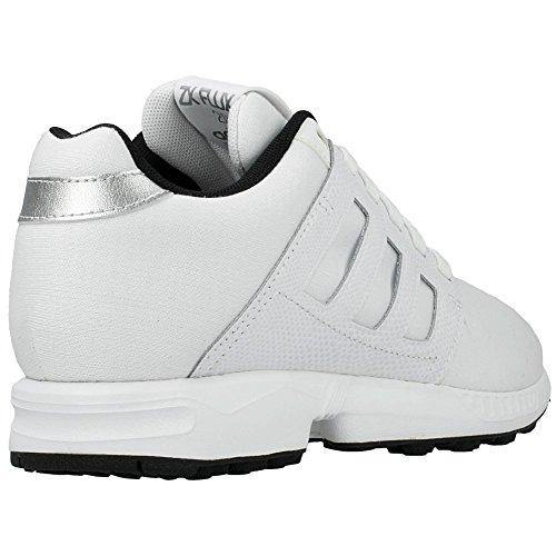 Damen Sneaker adidas Originals ZX Flux Sneakers Women Weiß (Ftwr White/Ftwr White/Core Black)