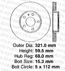 Tovasty Front and Rear Brake Kit /& Hardware Clips /& Brake Cleaner /& Gloves for 13 2013 14 2014 15 2015 16 2016 Ford Escape with Front rotor size 300MM only BK25293080102 Premium Disc Brake Rotors /& Ceramic Pads