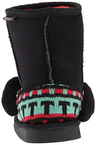 Muk-Luks-Unisex-Kids-Oreo-Panda-Bear-Fashion-Boot-Black-10-M-US-Little-Kid