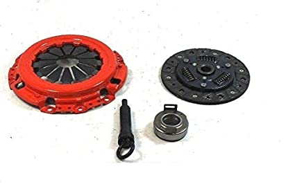 Clutch Kit Works With Chevy Suzuki Pontiac Firefly Forsa Samurai Base ER 1985-1988 1.0