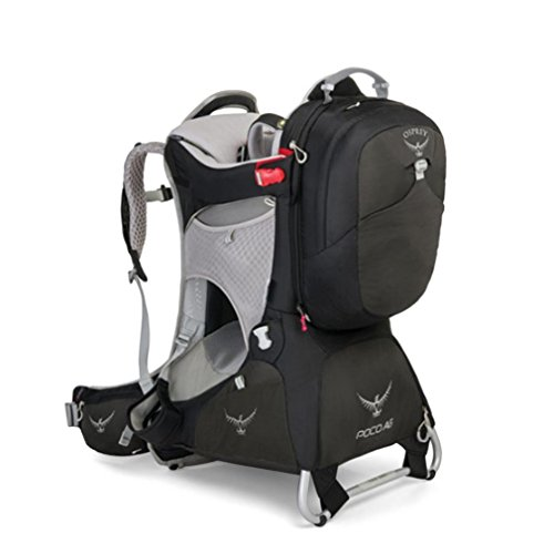 Osprey Poco AG Premium Child Carrier, Black, One Size