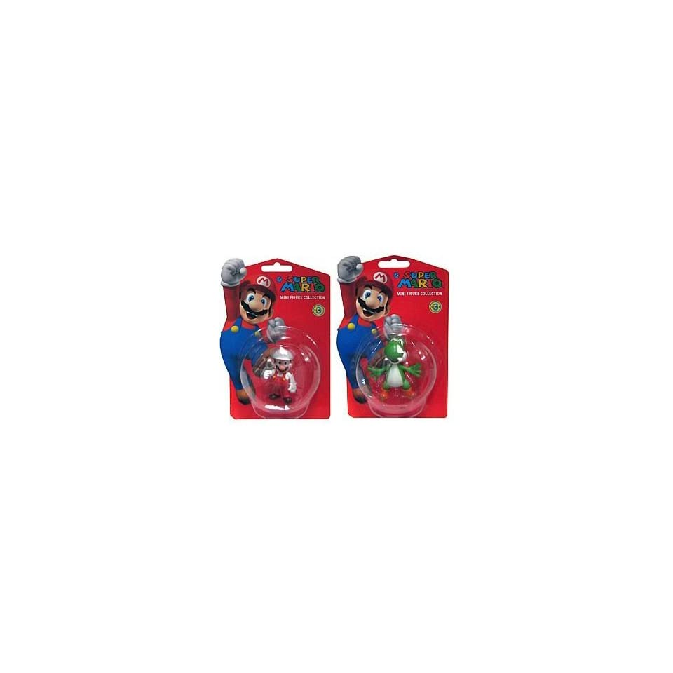 Nintendo Super Mario Vinyl Figures Wave 3, Set of 2