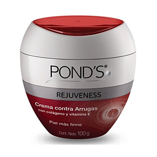 100g POND'S REJUVENESS Anti-Wrinkle Night Face Cream W/Colag
