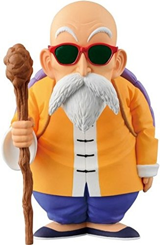 Banpresto Dragon Ball Collection Volume 2 Master Roshi Action Figure, 5.9