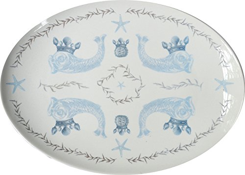 Duet Large Oval Coupe Serving Platter