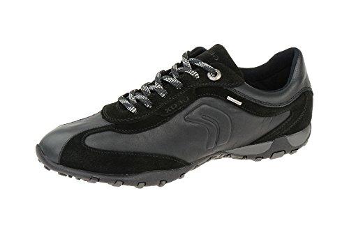 Calzado deportivo para hombre, color Negro , marca GEOX, modelo Calzado Deportivo Para Hombre GEOX D FRECCIA B ABX Negro