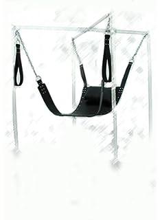 Fun-SW 10 Nouveau-Brand-Genuine-Heavy Sling-Adulte-Play-Room Duty-cuir-sex-Swing
