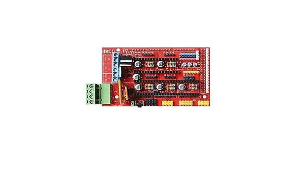 para Arduino Kits, Placa de módulo de Impresora 3D Fibra de ...