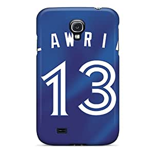 New Style Tpu S4 Protective Case Cover/ Galaxy Case - Toronto Blue Jays