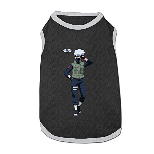 [Kakashi Prevailing Puppy Dog Clothes Sweaters Shirt Hoodie Coats] (Kakashi Hatake Costumes Contact Lenses)