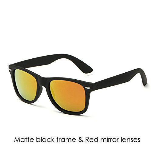 Sunglasses Driving Mirror Coating Points Black Frame Eyewear Male Sun Glasses UV400 Shades CC0734 C4 Pentax Type