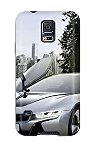 New GkfEZzI2355bPgDW Bmw Vehicles Cars Bmw Skin Case Cover Shatterproof Case For Galaxy S5