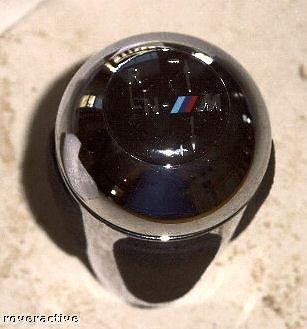 ries 2000-2006 M3 CSL SMG Alcantara Shift Knob NEW (E46 M3 Smg)