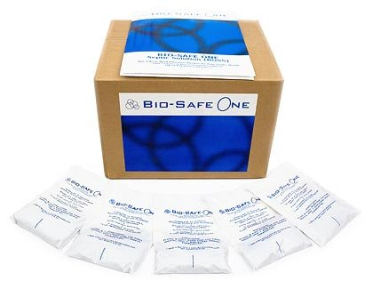 Bio-Safe One Septic Solution - B.O.S.S 1.5 Year Supply Patented Bacterial Septic Maintenance Formula by Bio-Safe One, Inc