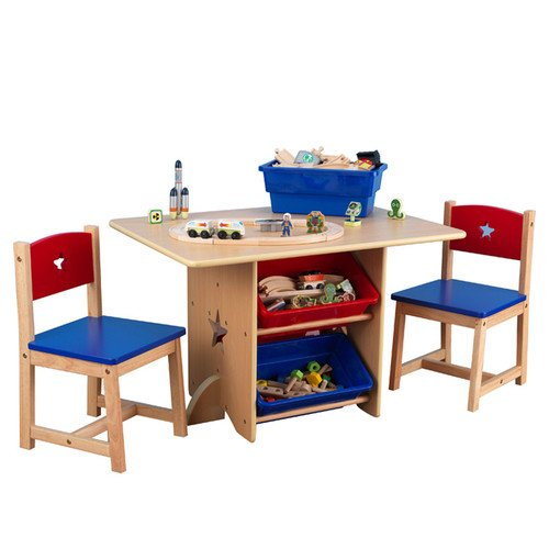 Star Kid's 5 Piece Table & Chair Set Review