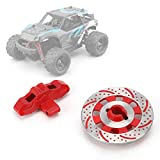 Tbest RC Brake Disc, Durable Wheel Brake Disc Rotor