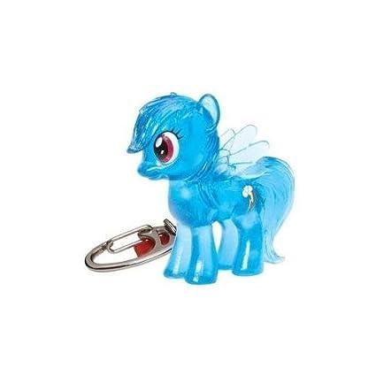Basic Fun My Little Pony - Rainbow Dash de Cristal Llavero y ...