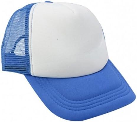 Gorra de béisbol de sublimación, color azul oscuro: Amazon.es: Hogar