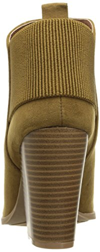 tobillo 94a Barnes Bootie mujer Qupid Moss para qEvzxnwg