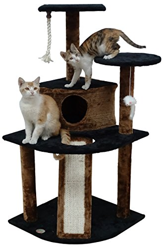 Scratching Ramp Kitty (Go Pet Club F713 47