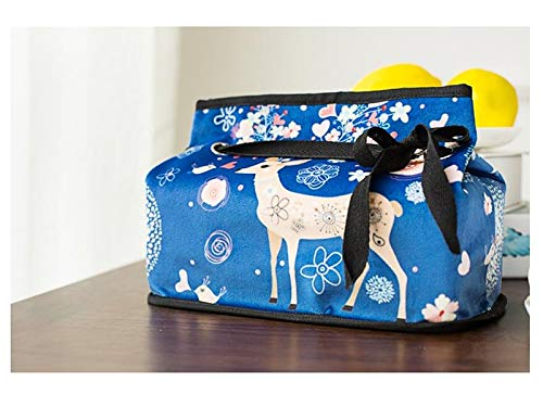 Simple High-Grade Tissue Box for Living Room Restaurant Office Kitchen Napkin Holder Kuiduo