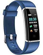 moreFit Solo Kids Fitness Tracker Watch, Waterproof Smart Fitness Activity Tracker Pedometer Watch with Connected GPS Running Sports Watch for Women Men Kids