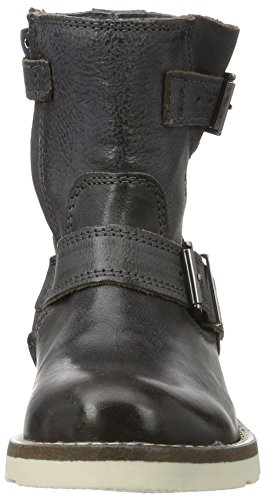 HIP Unisex-Kinder H1442 Kurzschaft Stiefel Grau (15LE)