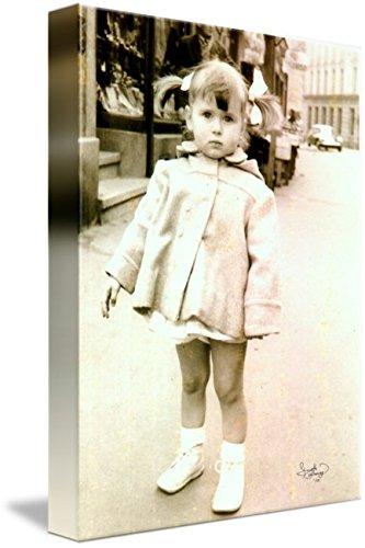 「どこかのフランス壁アートプリントA Long Time Ago by Ginette Callaway 34