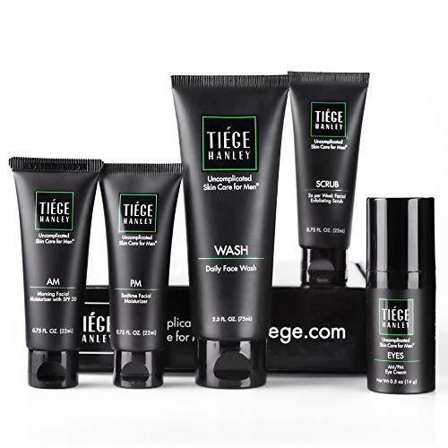 Tiege Hanley Men's Skin Care System - Level 2