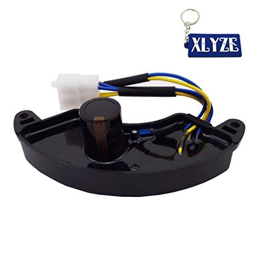 XLYZE 4KW -10KW AVR 290440008 290440012 BM10680 BM10680S 6 Wire Generator Voltage Regulator 5 by XLYZE