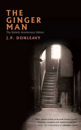 book cover of The Ginger Man
