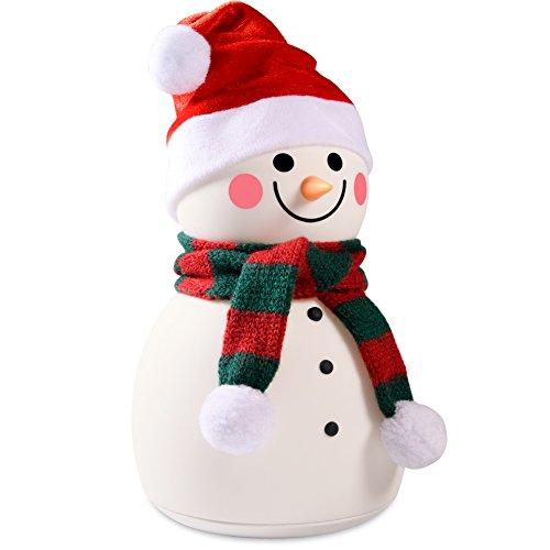 Snowman Led Night Light