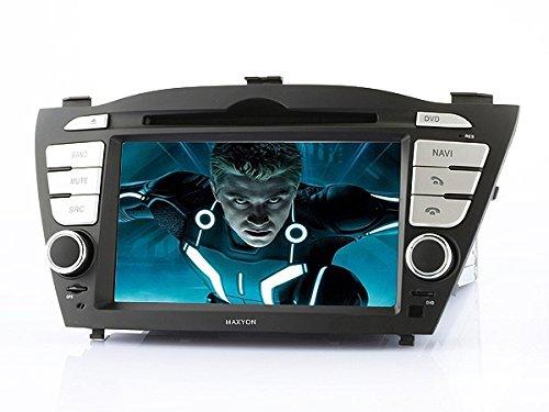 Radio de coche GPS MAXYON Acapulco II Hyundai IX35 17.78 cm ...