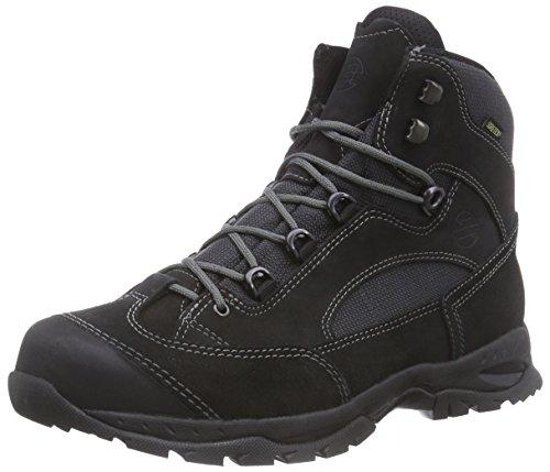 HanwagBanks GTX - Sneaker Uomo Negro (Schwarz_black 12)