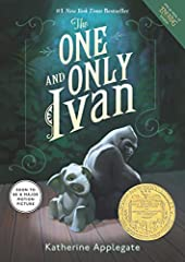 Soon to be a major motion picture!                       Winner of the Newbery Medal and a #1 New York Times bestseller              Thisunforgettable novel from renowned author Katherine Applegate celebrates the transformati...