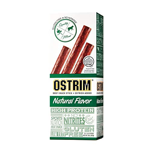 OSTRIM Beef Snack Stick – Natural