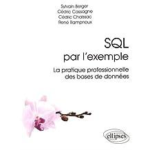 Sql Par l'Exemple: la Pratique Professionnelle des Bases Données