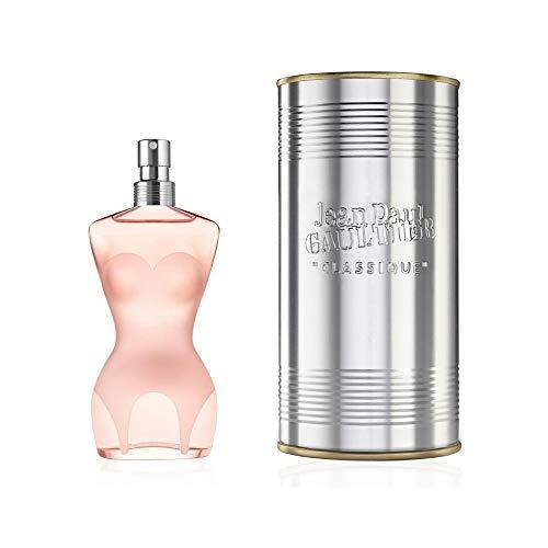 Jean Paul Gaultier Classique Agua de Colonia para Mujeres, 50 ml ...