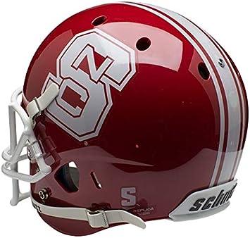 Schutt NCAA North Carolina State Wolfpack Replica XP Football Helmet