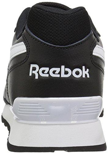 Negro Classic Reebok Para blanco Tenis black us Mujer Harman Run white SwwPx