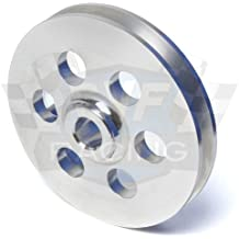 Ford Power Steering Pulley 289 & 302, Press Fit, V-Belt