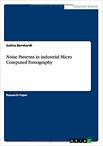 Book Noise Patterns in industrial Micro Computed Tomography