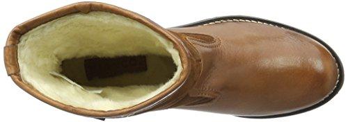 Bianco Warm Combi Boot Son16, Botines para Mujer Braun (Light Brown/24)