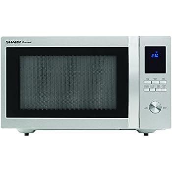 Amazon Com Sharp Microwaves Zsmc1655bs Sharp 1 100w