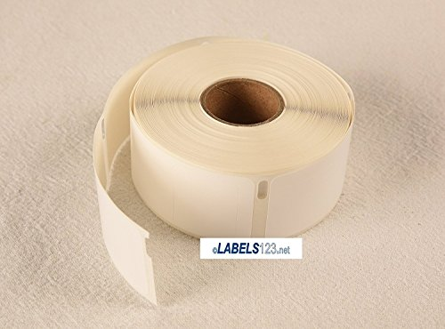 18 Rolls Dymo Compatible Jumbo 30373 shipping 400 labels White Internet Postage Mailing Postage Endicia BPA Free
