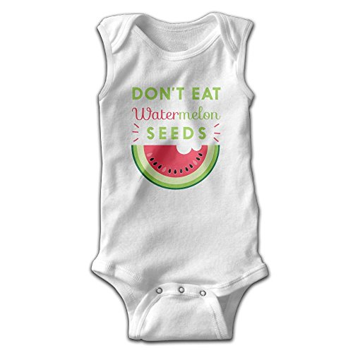Qjjfoei-jia Baby Don't Eat Watermelon Seeds Comfortable Baby Suit 18 ()